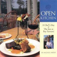 Open Kitchen Book Cover Design