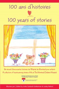100 Years of Stories from The Montreal Children's Hospital Book Publishing Testimonial