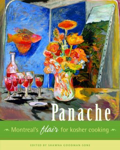 Book Publishing Testimonial from Panache: Montreal's Flair for Kosher Cooking