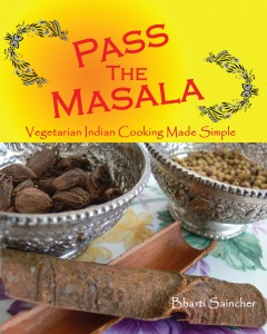 Pass the Masala: Vegetarian Indian Cooking Made Simple Book Publishing Client